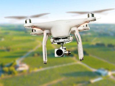 Filmagens Aéreas com Drones